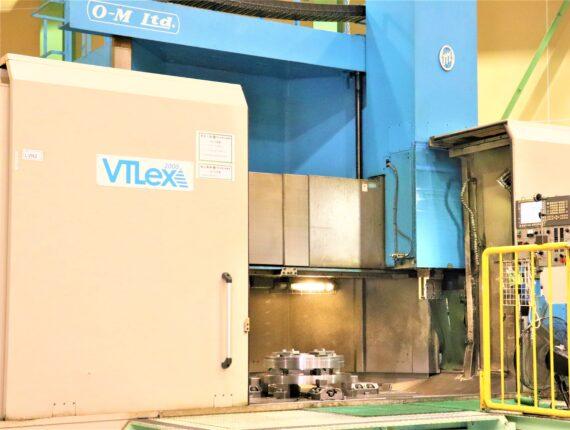 立旋盤 VTLex2000