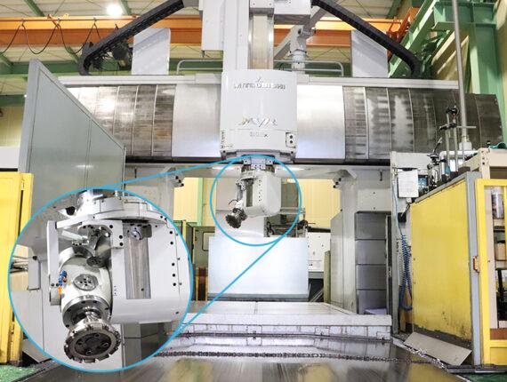 5面加工機 MVR30EX